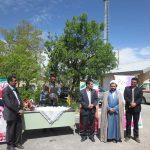 کلنگ زنی مرکز بهداشتی درمانی خیری شهر سودجان